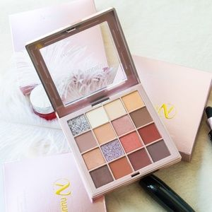 NUVIEW 16 colors eyeshadow Palette MUST HAVE 💋